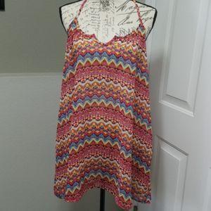 Fun colorful dress